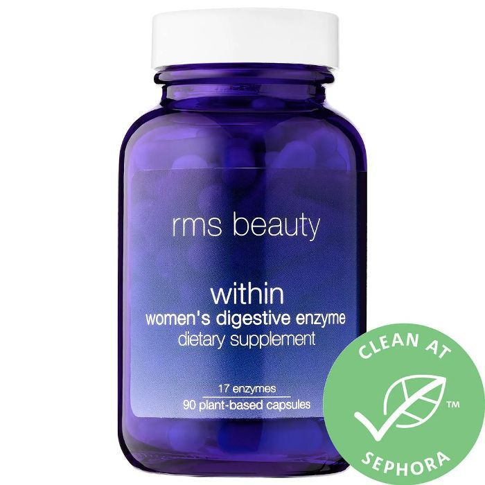 Within Women's Digestive Enzyme Dietary Supplement