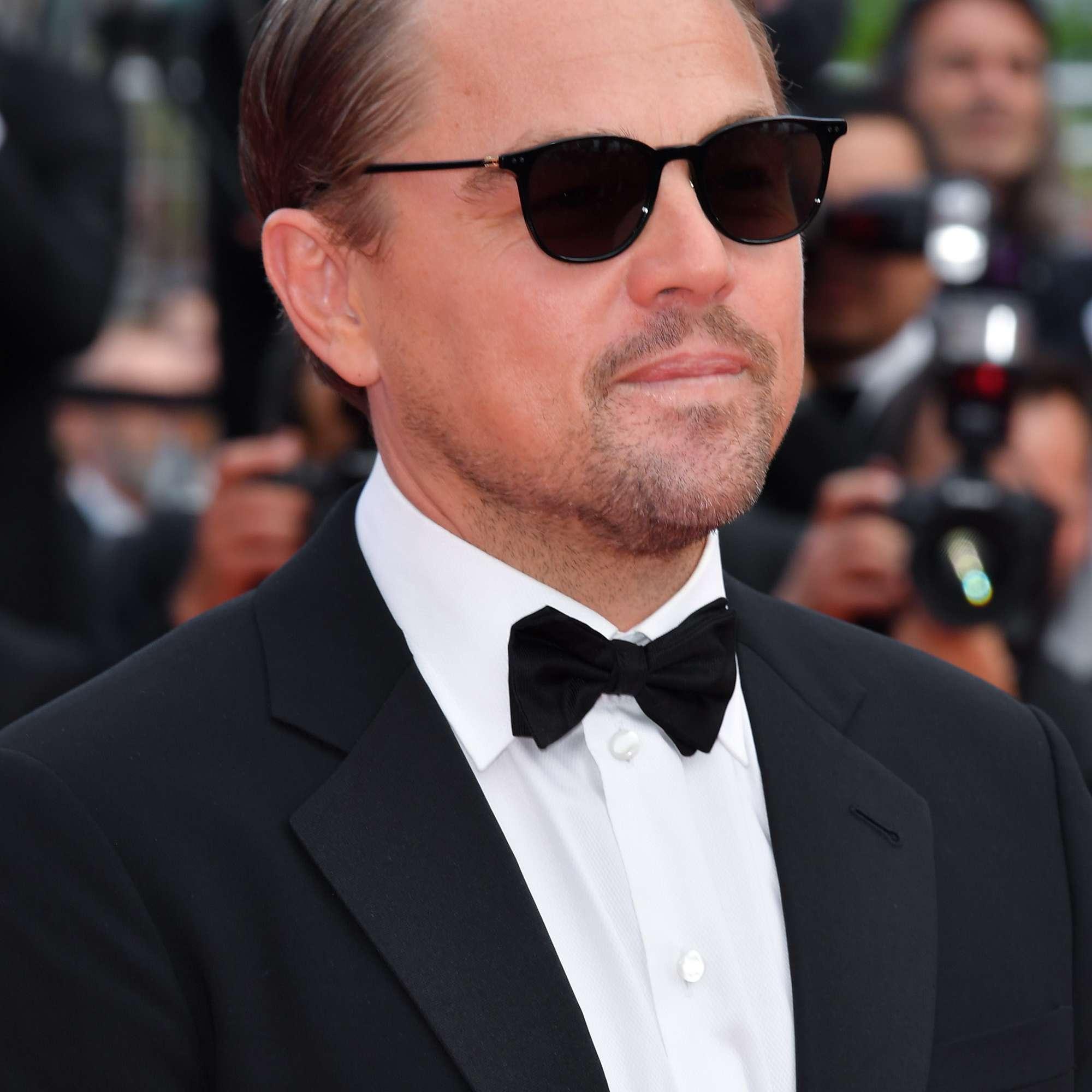 Leonardo DiCaprio Hair 2019