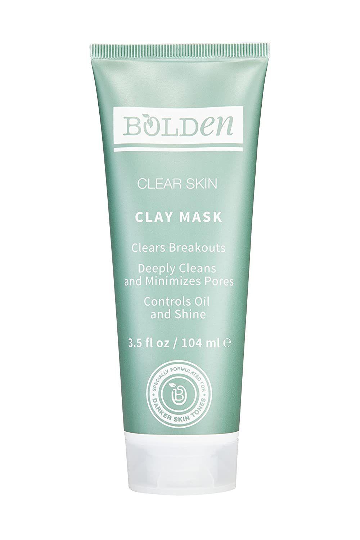 BOLDEN Clear Skin Clay Mask