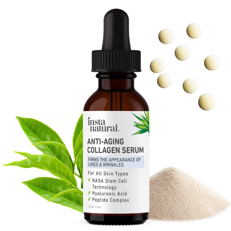 InstaNatural Anti-Aging Collagen Serum