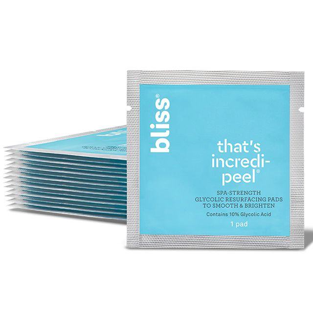 Bliss That's Incredi-Peel Pads