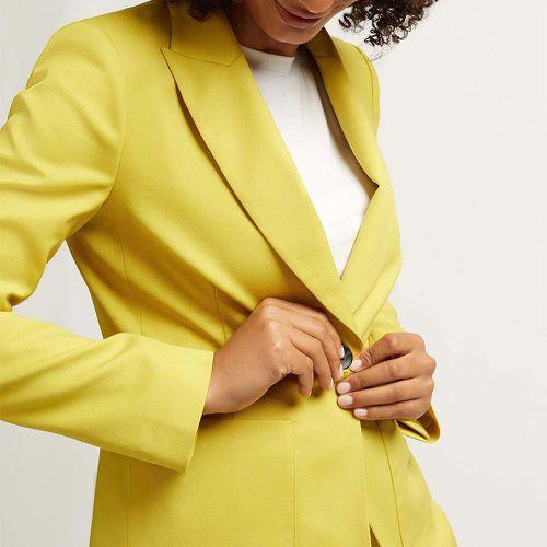 Patch Pocket Blazer in Wool ($358)