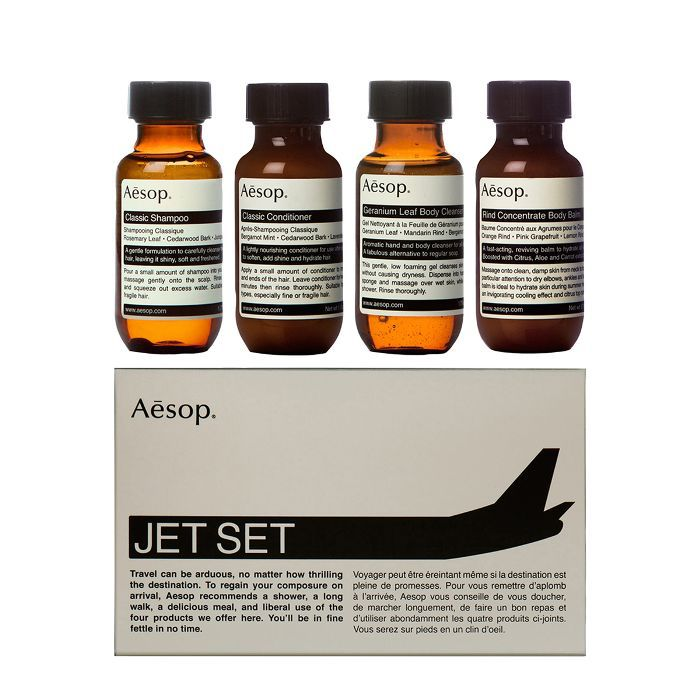 Aesop Jet Set Travel Collection