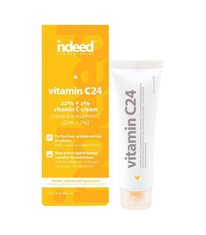 best vitamin C serum: Indeed Laboratories Vitamin C24
