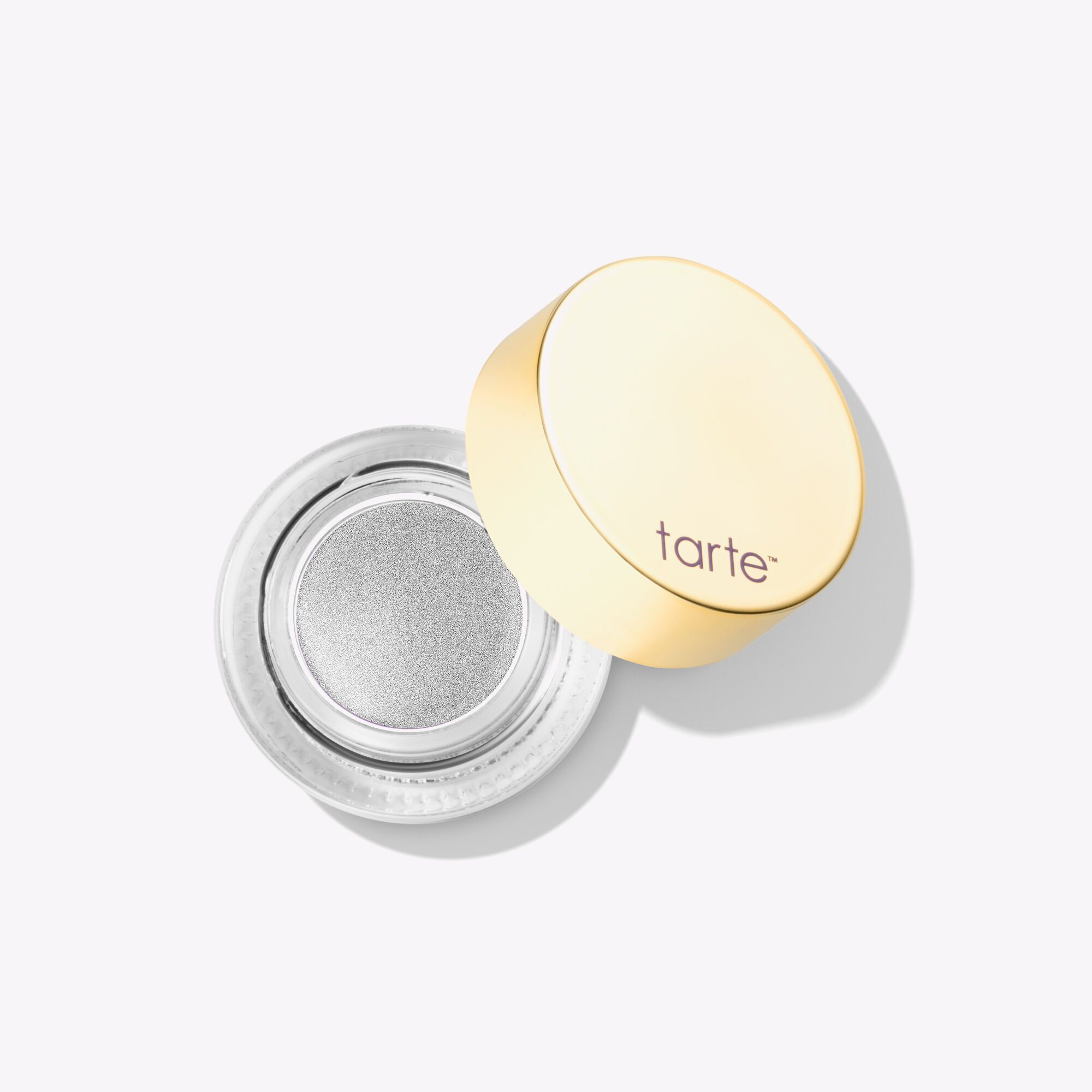 Tarte Silver Shadow - New Year's Eve Makeup