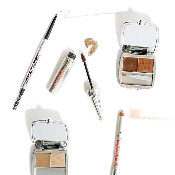 Benefit's 9-piece brow collection
