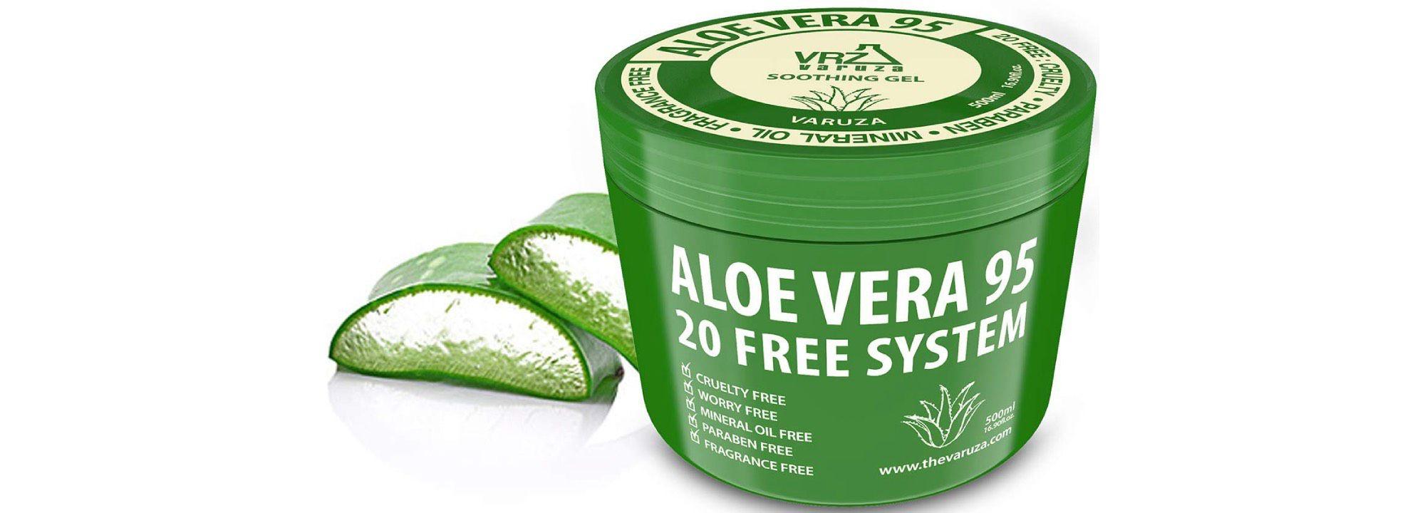 Varuza Aloe Vera Gel