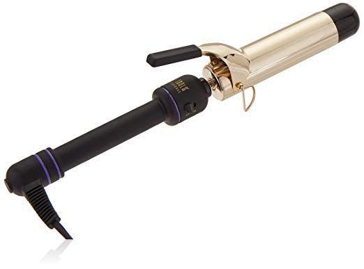 Hot Tools Professional 24K Gold Extra-Long Barrel Curling Iron