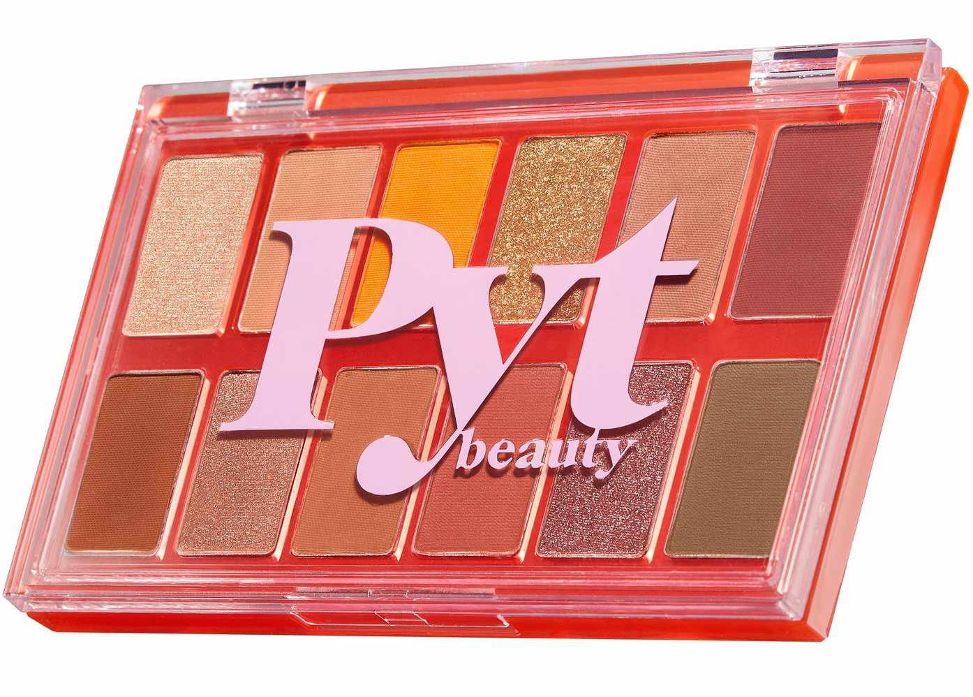 PYT Beauty the Upcycle Eyeshadow Palette in Warm Lit Nude