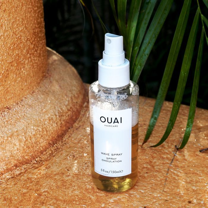 Best Holiday Beauty Produts: Ouai Wave Spray by Lucy Williams