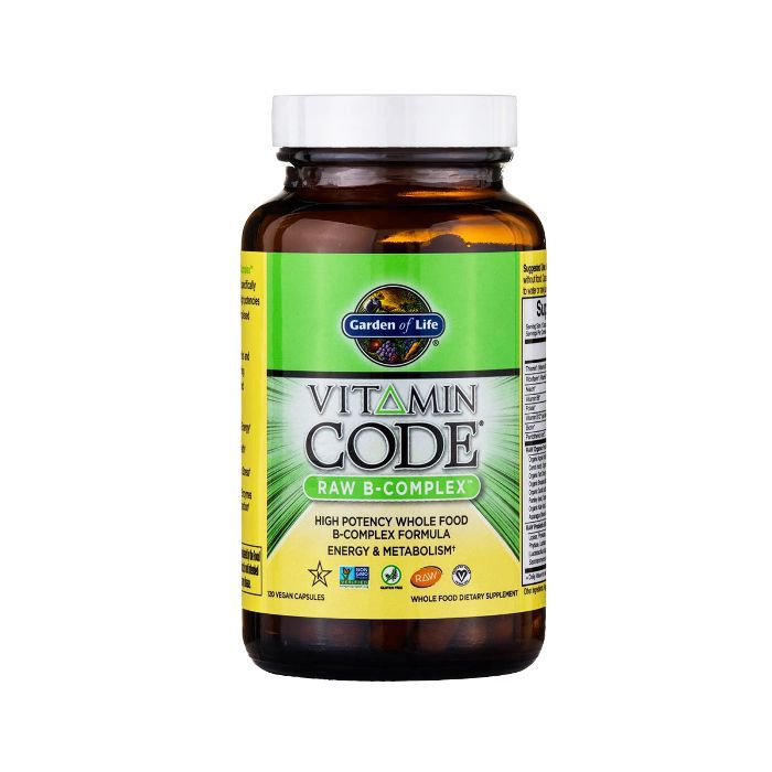 Vitamin Code Raw B-Complex Supplement