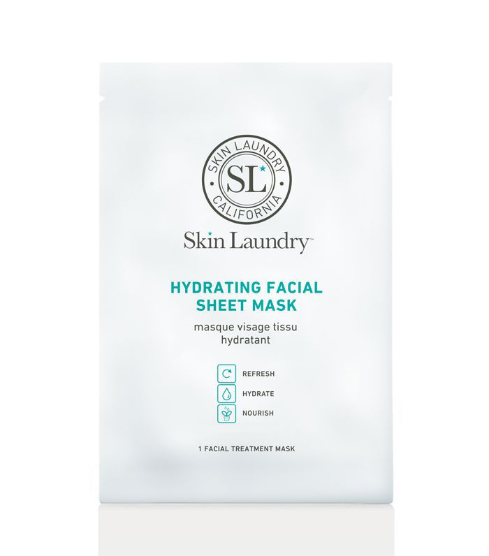 Best sheet mask: Skin Laundry Hydrating Facial Sheet Mask
