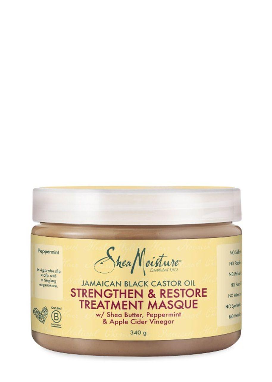 SheaMoisture Jamaican Black Castor Oil Strengthen and Restore Treatment Masque