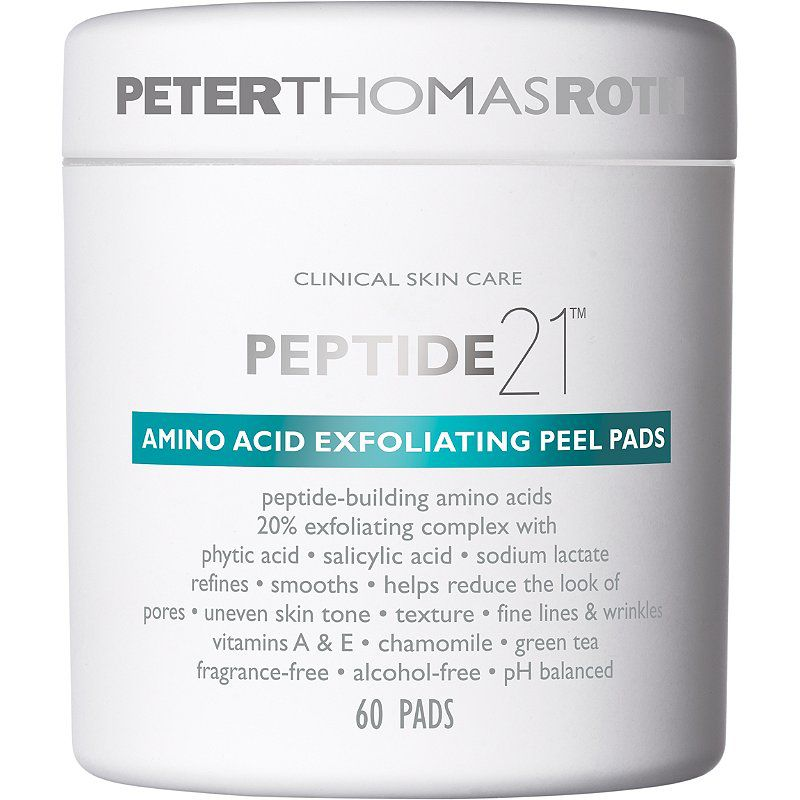 Peter Thomas Roth 21 Peptide Amino Acid Exfoliating Peel Pads
