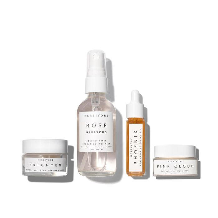 Herbivore Hydrate and Glow Natural Skincare Mini Collection