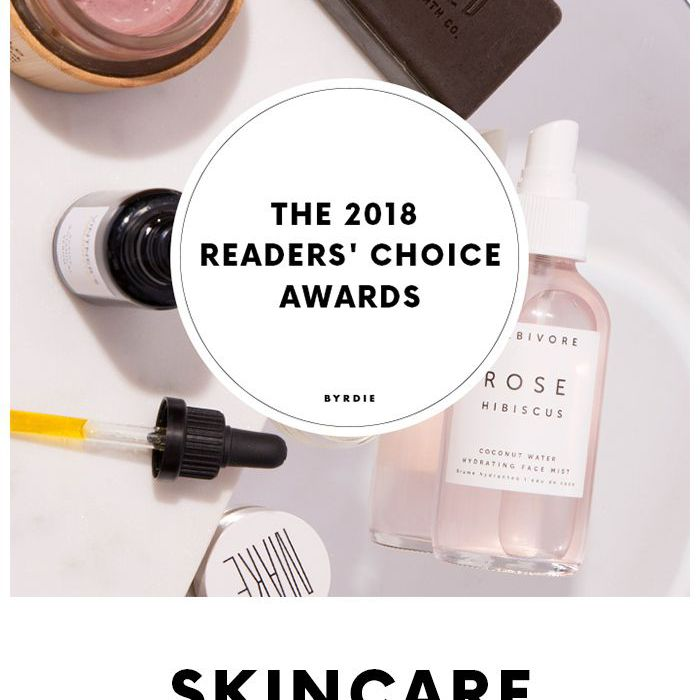Byrdie Readers' Choice Awards: The Top Skincare Products, According to You