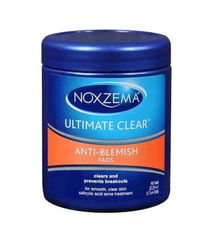 Noxzema Anti-Blemish Pads