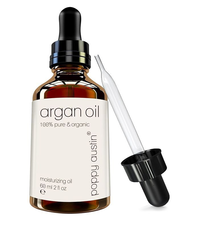 Best night cream: Argan Oil Pure Argan Oil for Hair, Skin & Face by Poppy Austin