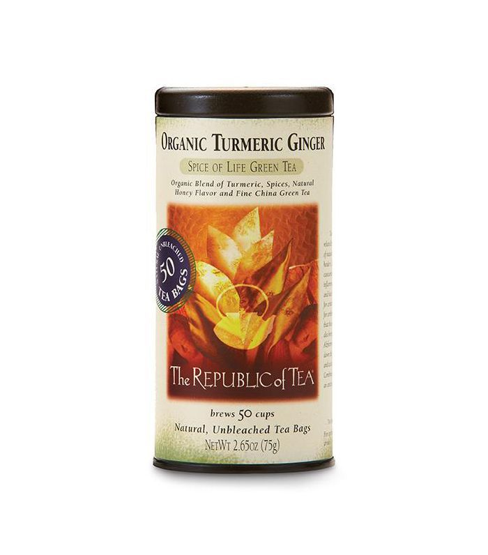 The Republic of Tea Organic Turmeric Ginger Green Tea by World Market