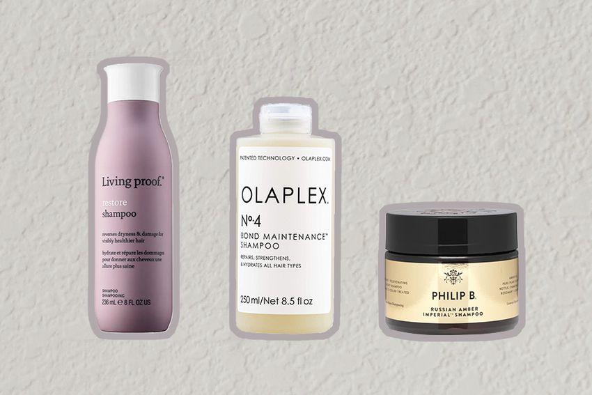 Best Shampoos for Damaged Hair