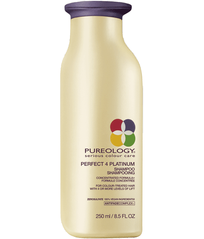 Perfect 4 Platinum Shampoo, 8.5 Ounce