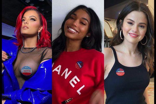 Bebe Rexha, Lori Harvey, Selena Gomez