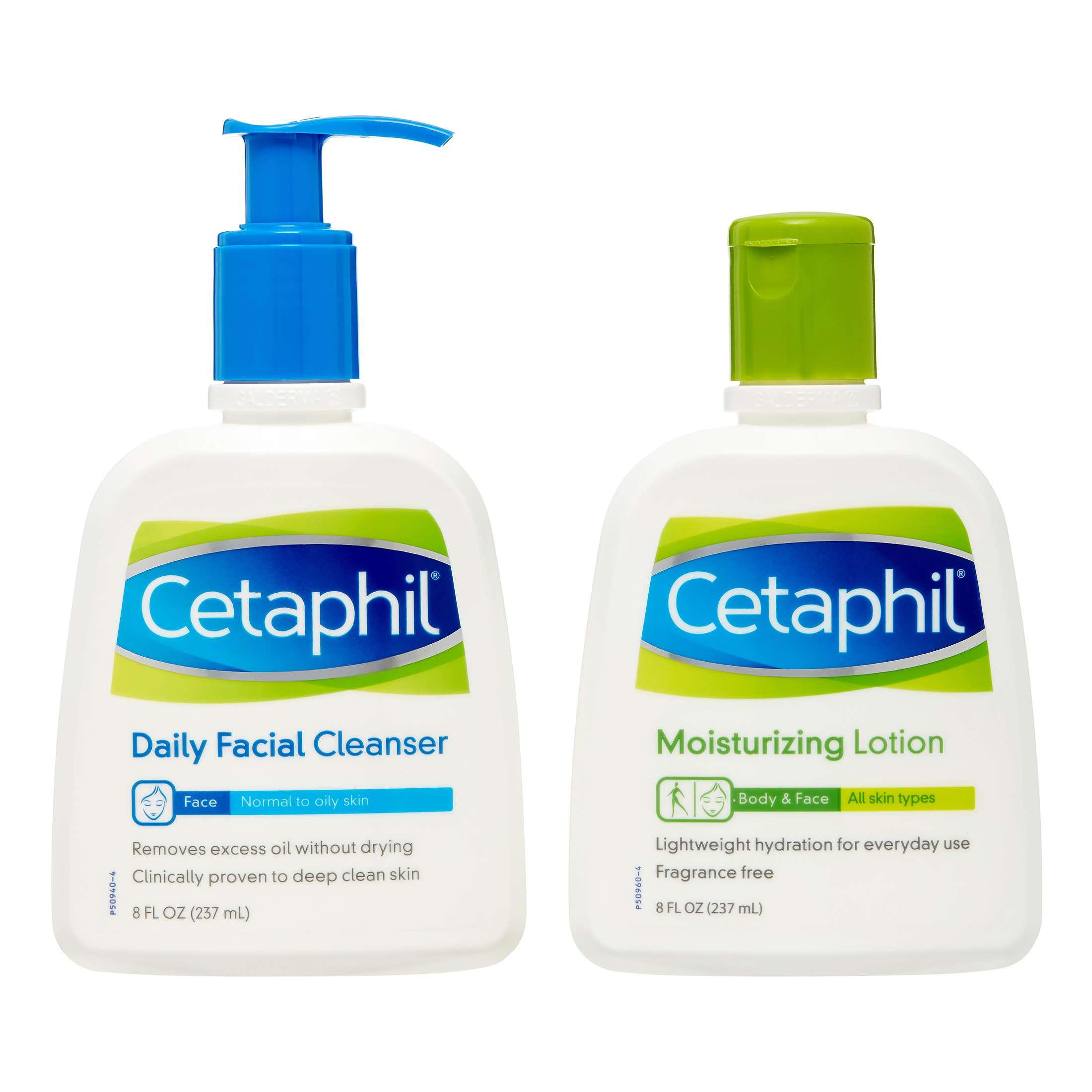 Cetaphil Skincare Essentials