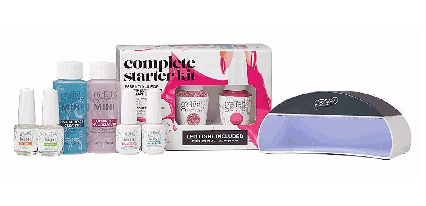 gelish complete starter kit