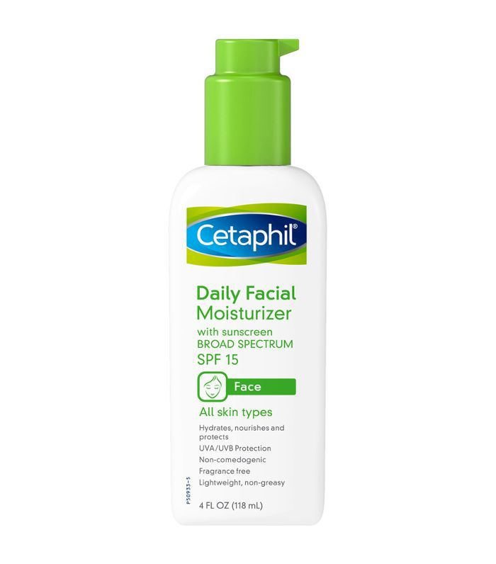 Cetaphil Daily Facial Moisturizer with Sunscreen Best Skincare at Target