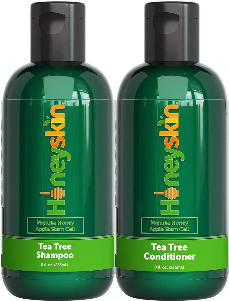 HoneySkin Tea Tree Oil Shampoo & Conditioner