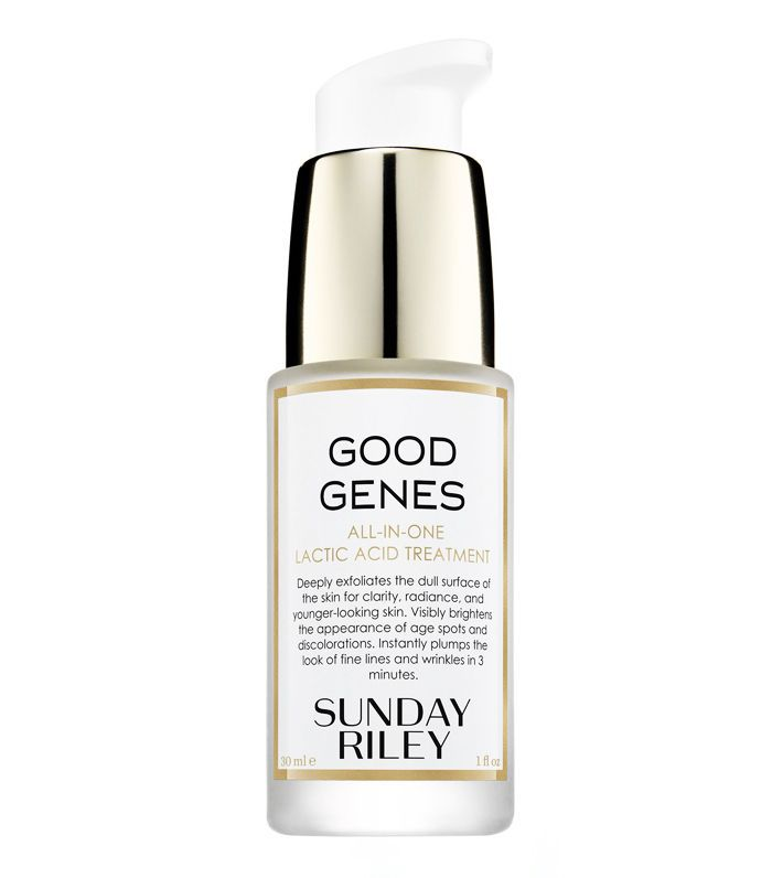 Best Serum For Acne Scars: Sunday Riley Good Genes