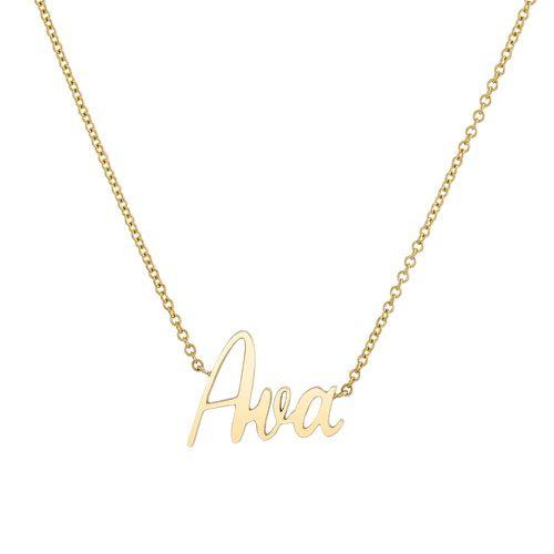 Custom Name Necklace ($260)