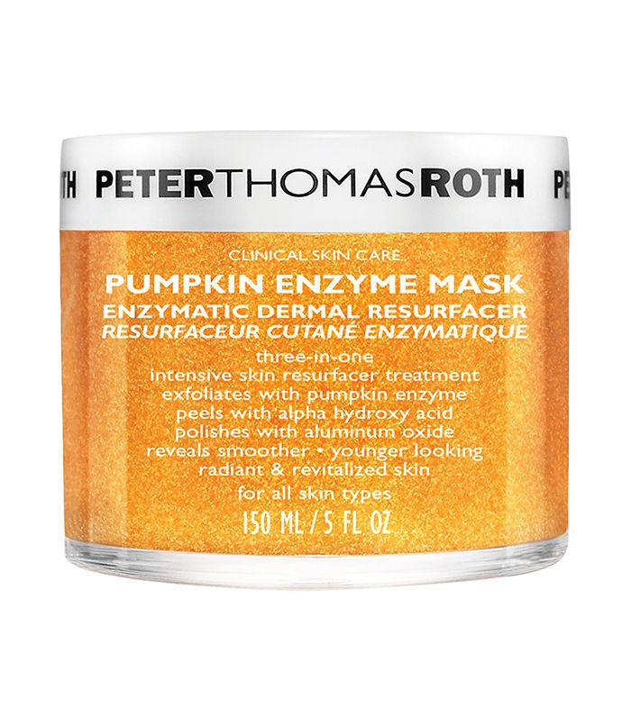Best brightening face mask: Peter Thomas Roth Pumpkin Enzyme Mask
