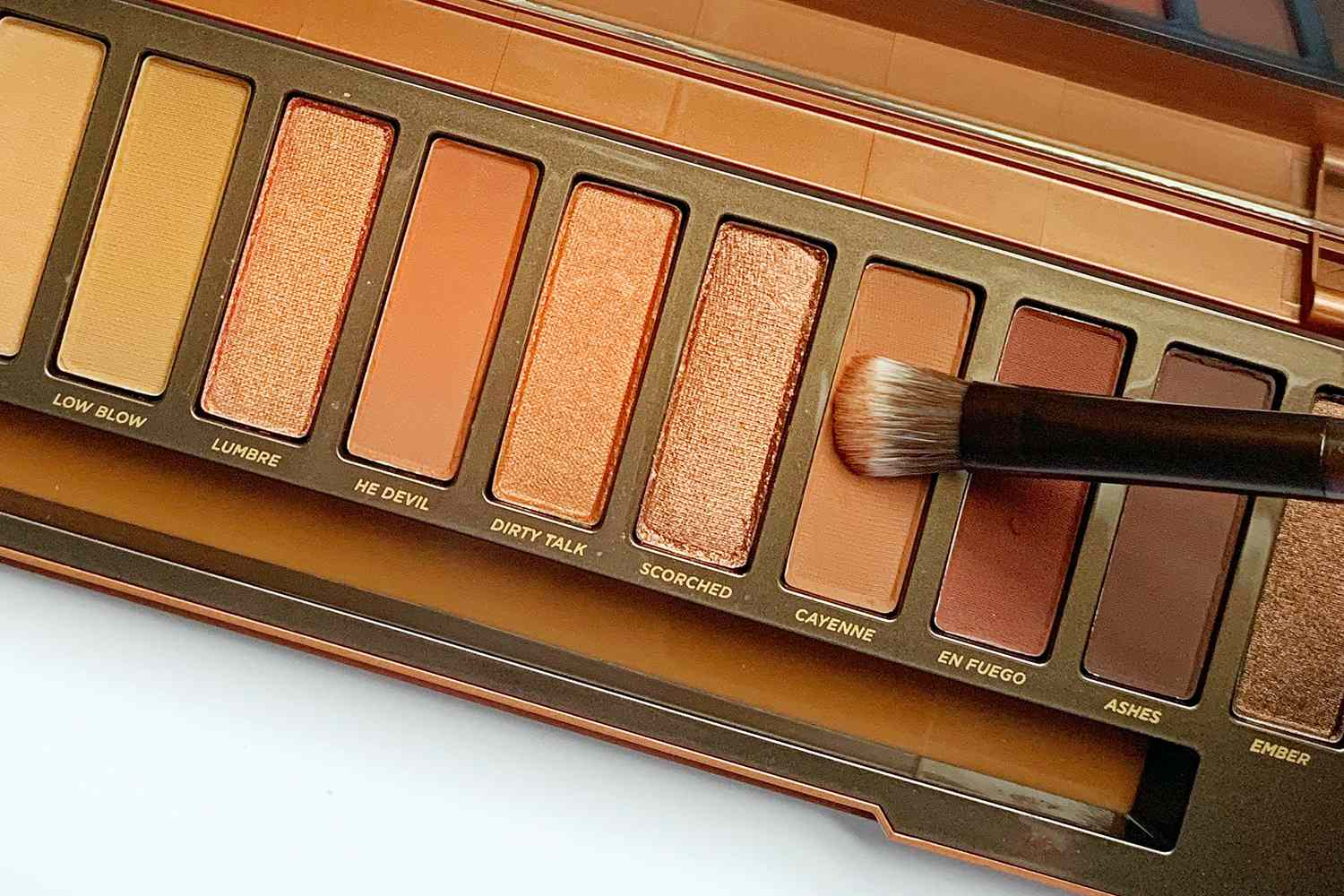 Urban Decay Naked Heat Review And Swatches