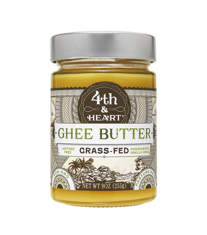 healthy coffee boosters: ghee