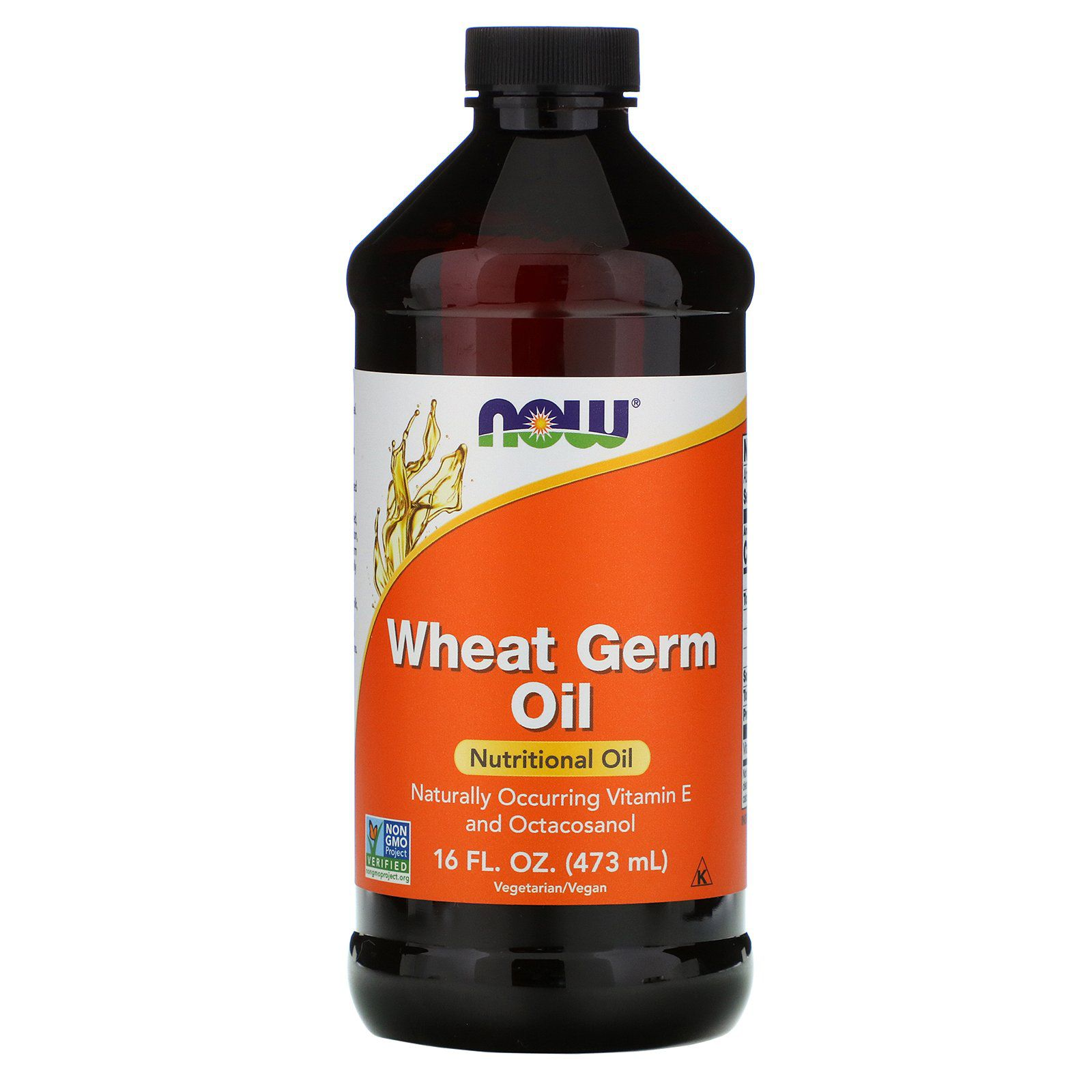 NOW Wheat Germ Oil