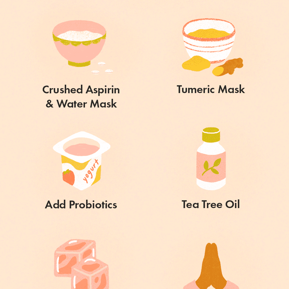 How To Get Rid Of Cystic Acne According To Skin Experts