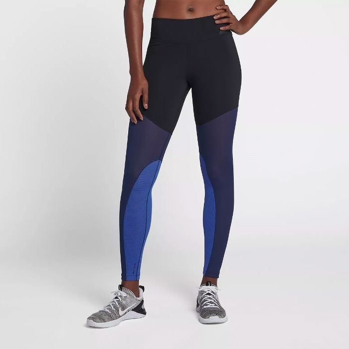 Nike Power Mid-Waisted Training Tights