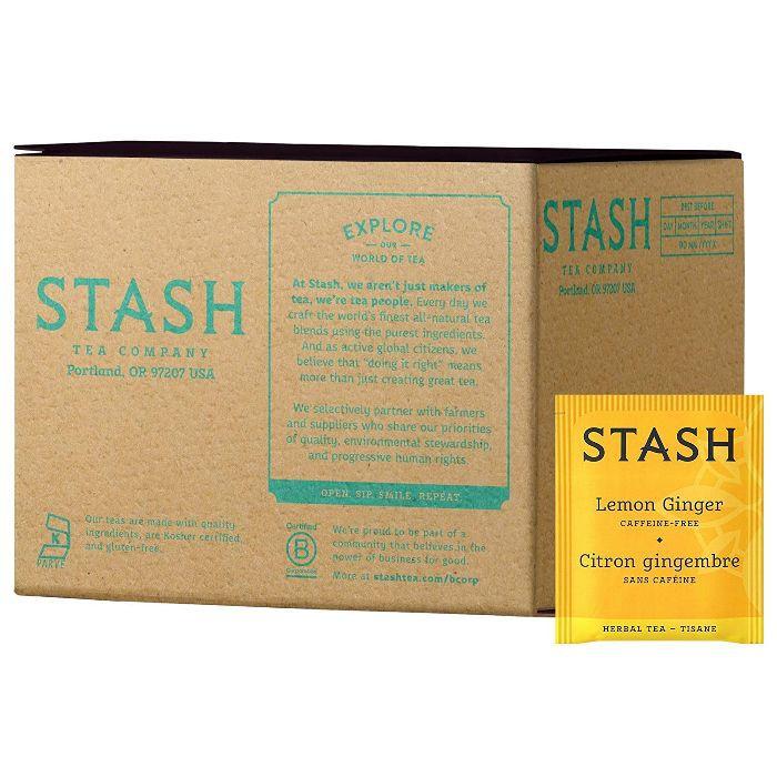 Stash Tea Lemon Ginger Tea