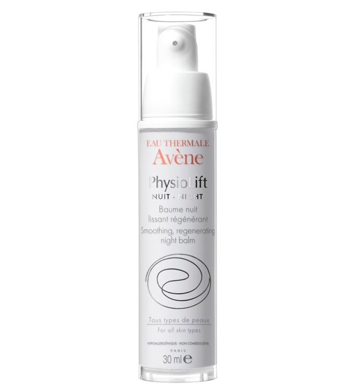 Boots Beauty: Eau Thermale Avène Physiolift Night Smoothing Regenerating Balm