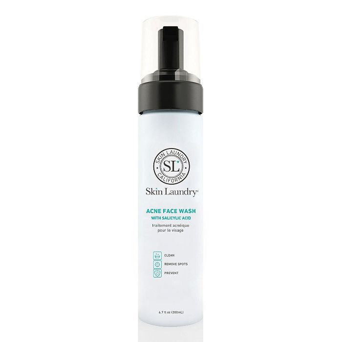 Acne Face Wash with Salicylic Acid 6.7 oz/ 200 mL