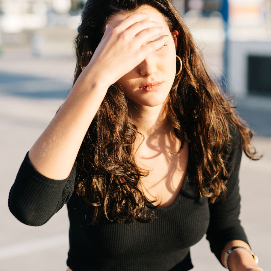 What Causes Forehead Acne We Asked Dermatologists
