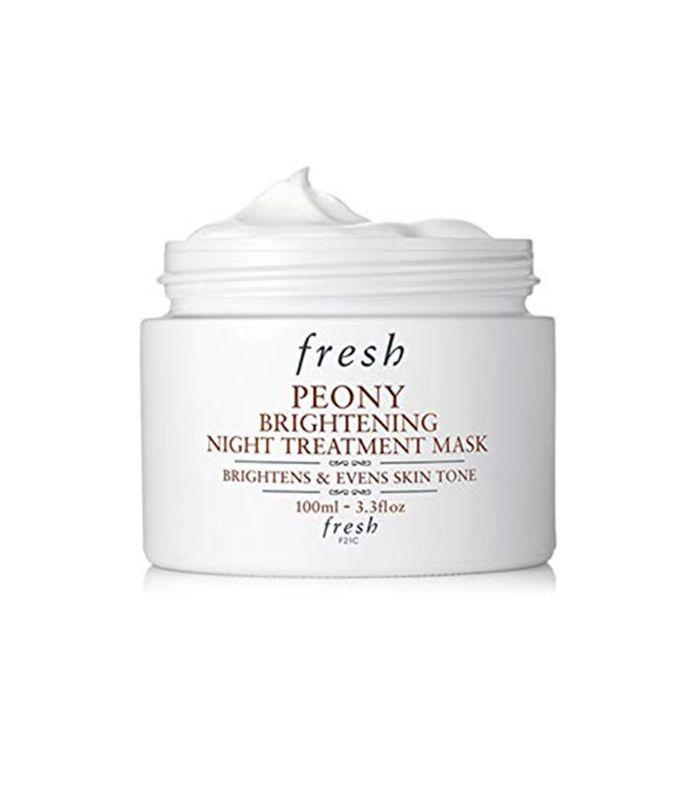 Peony Brightening Night Treatment Mask