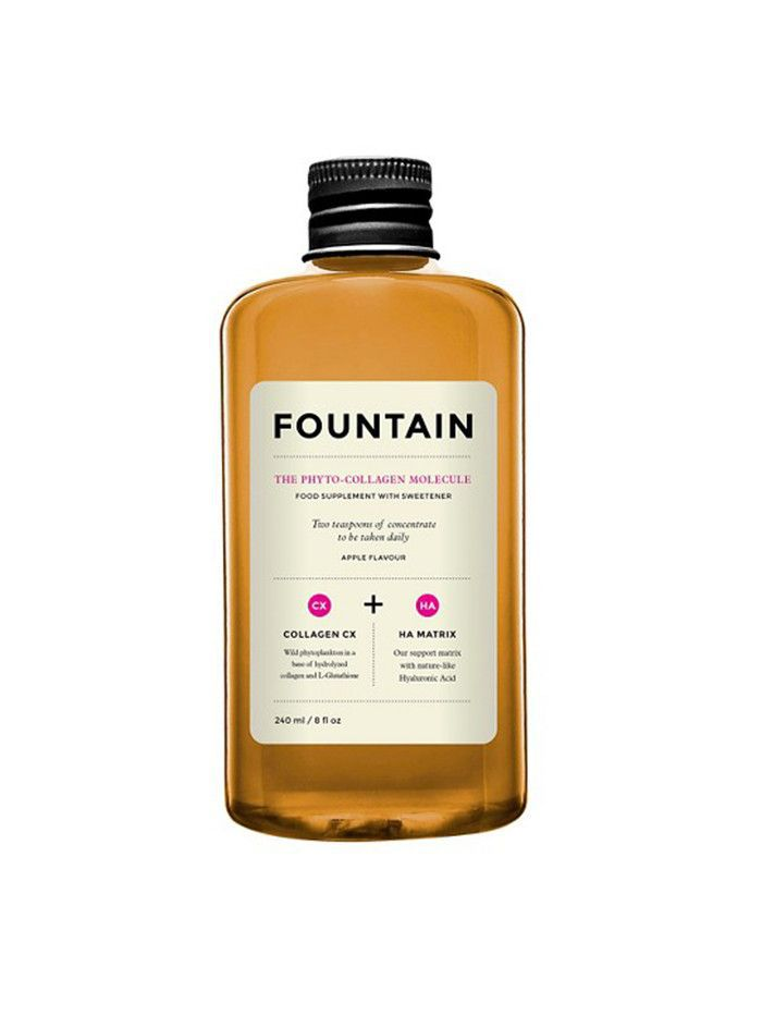 Fountain Phyto-Collagen Molecule - The Best Ingestible Beauty