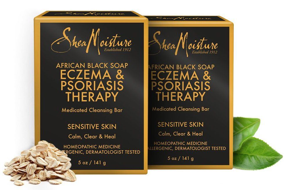SheaMoisture African Black Soap Eczema & Psoriasis Therapy