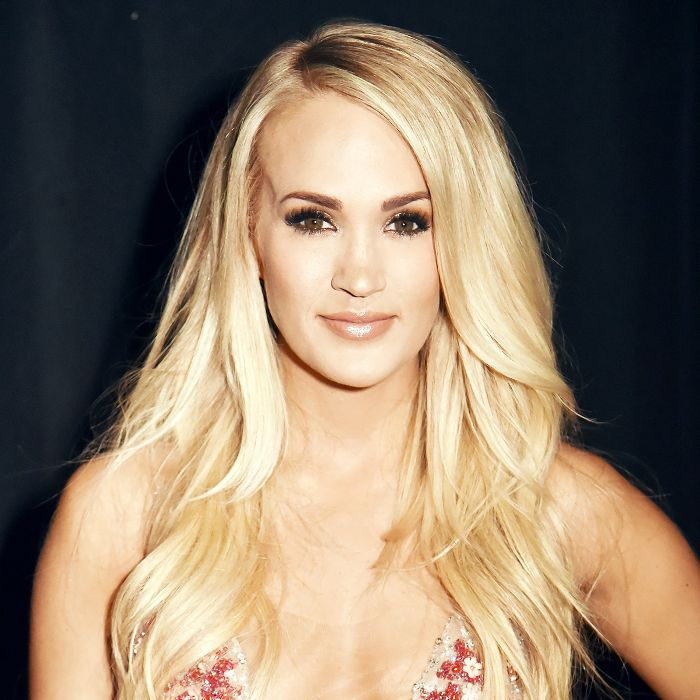 Carrie Underwood On Rumors Her Fall Was a Guise for Plastic Surgery