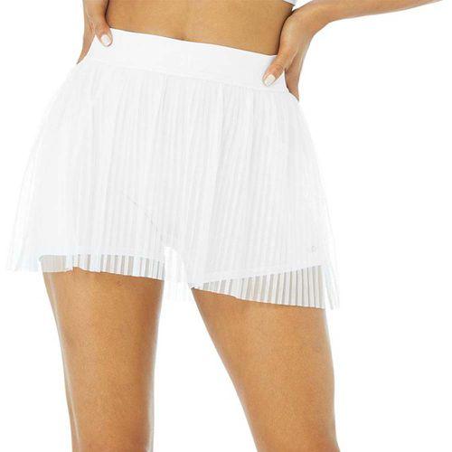 Mesh Flirty Tennis Skirt ($62)