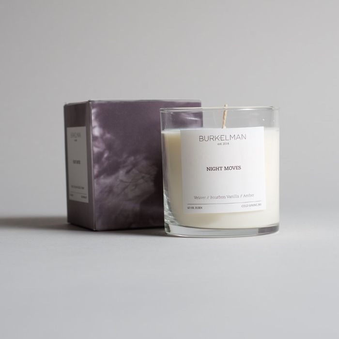 Burkelman Night Moves Candle