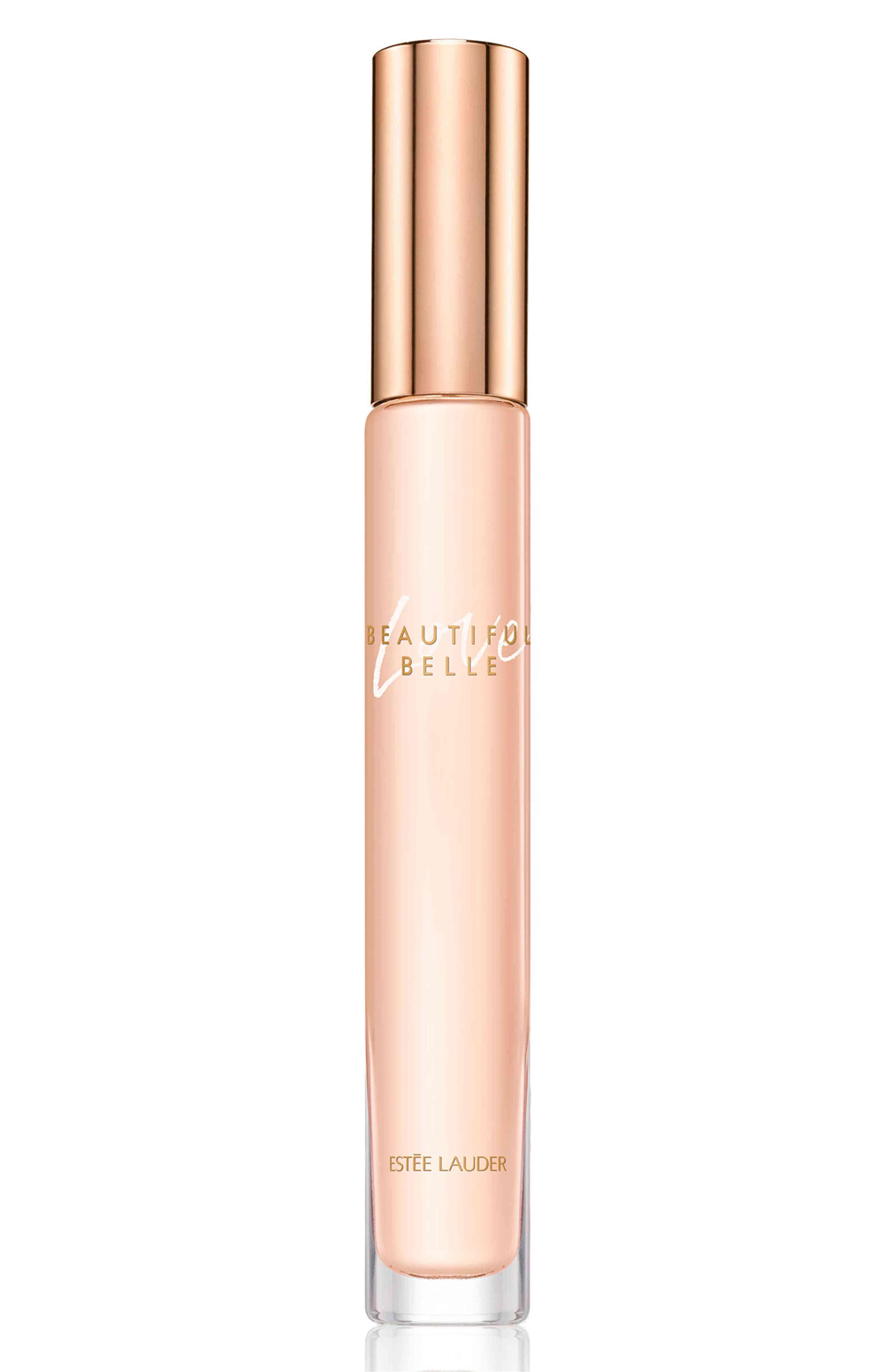 LAUDER Beautiful Belle Love Eau de Parfum Travel Spray, Main, color, NO COLOR Beautiful Belle Love Eau de Parfum Travel Spray