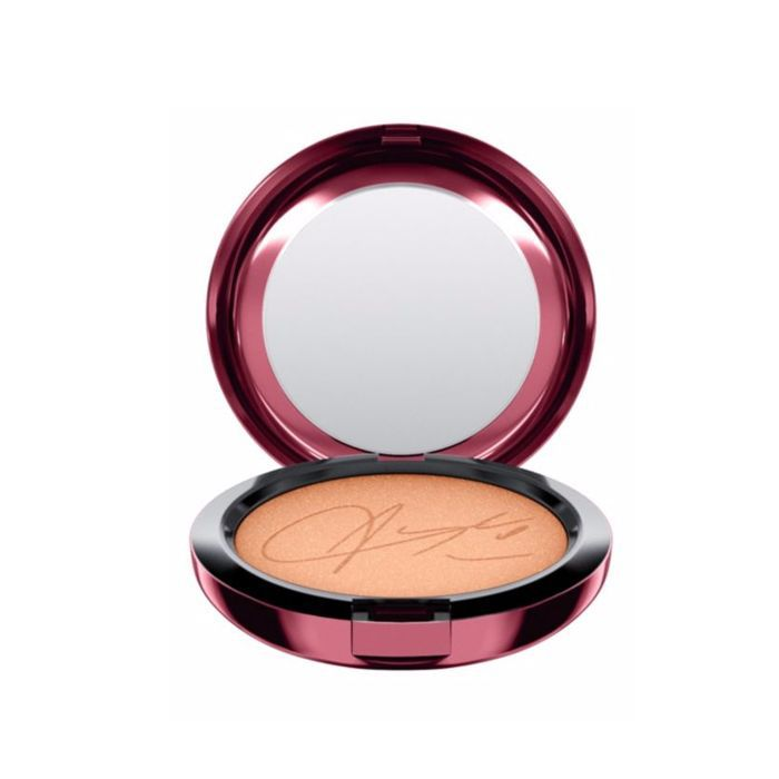 x Aaliyah Bronzing Powder/0.35 oz.